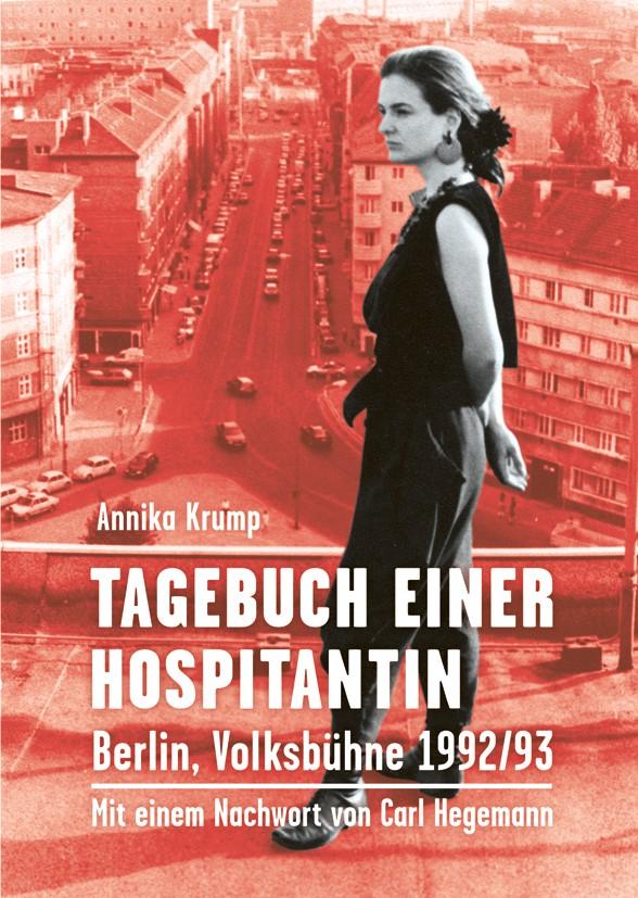 TAGEBUCH EINER HOSPITANTIN von Annika Krump