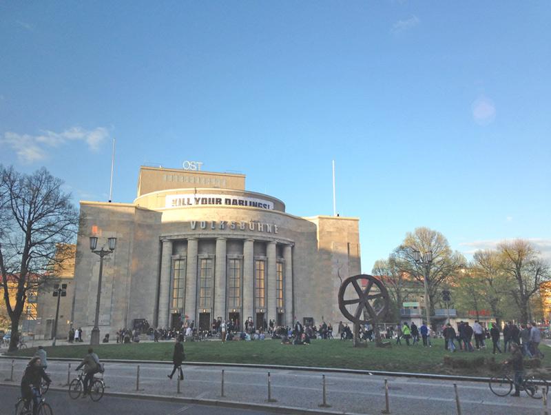 """""""Volksbühne"""" Foto: Annika Krump"""