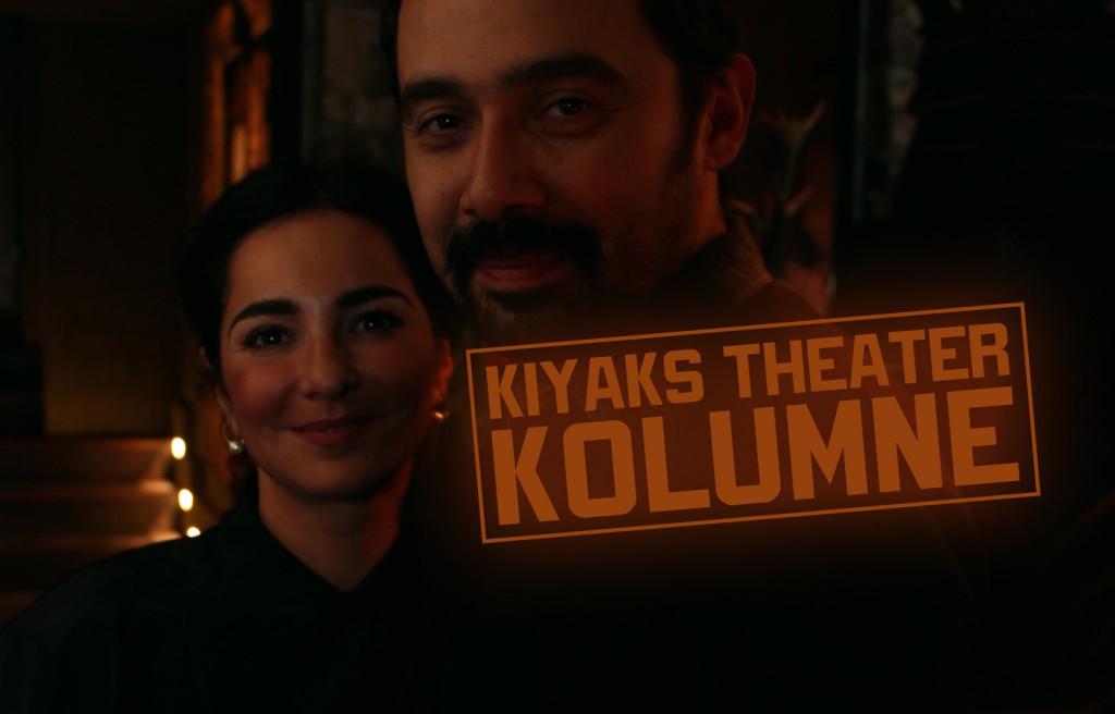 Kiyaks Theaterkolumne - Tschüss und bis bald!